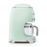 Machine à café filtre années 50' Vert d'eau SMEG DCF02PGEU-3