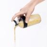 Shaker à vinaigrette noir OXO-3