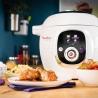 Robot cuiseur Cookéo Moulinex CE851A10-1