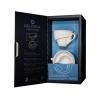 Coffret 2 Tasses Chocolat-thé- cappuccino 23 cl DELISSEA