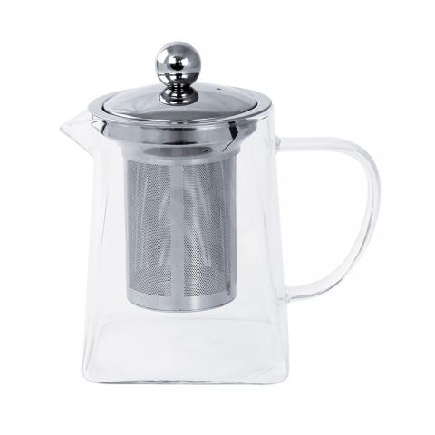 Théière verre Rooibos 0.8L CRISTEL