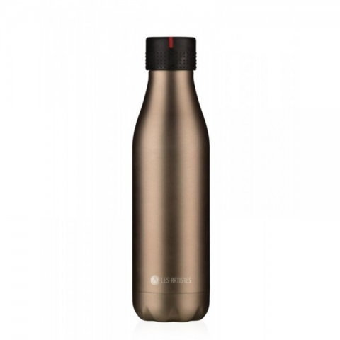 Bouteille isotherme Brass 500 ML LES ARTISTES