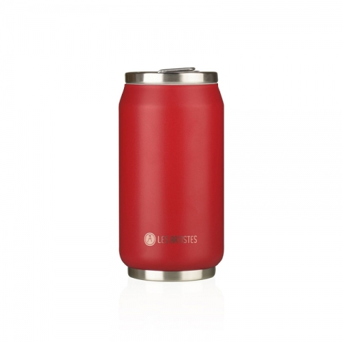 Canette isotherme Rouge 280 ML LES ARTISTES