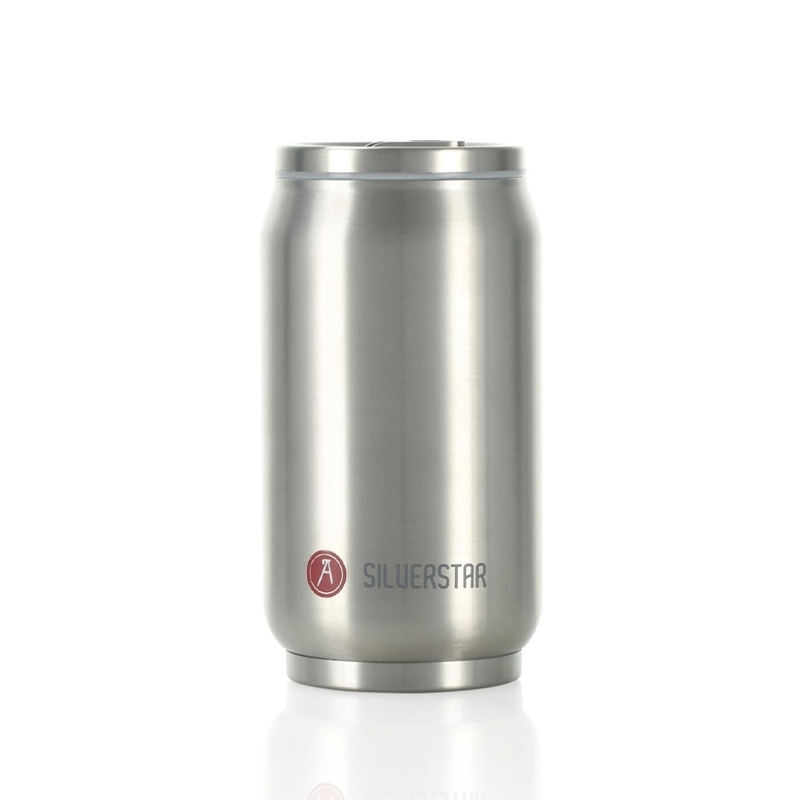 Canette isotherme Inox 280 ML LES ARTISTES