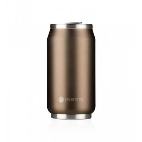 Canette isotherme Brass 280 ML LES ARTISTES