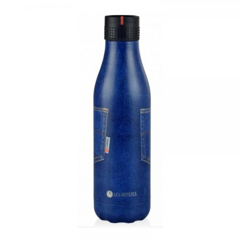 Bouteille isotherme Jean 500 ML LES ARTISTES