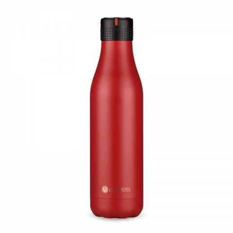 Bouteille isotherme Rouge 500 ML LES ARTISTES