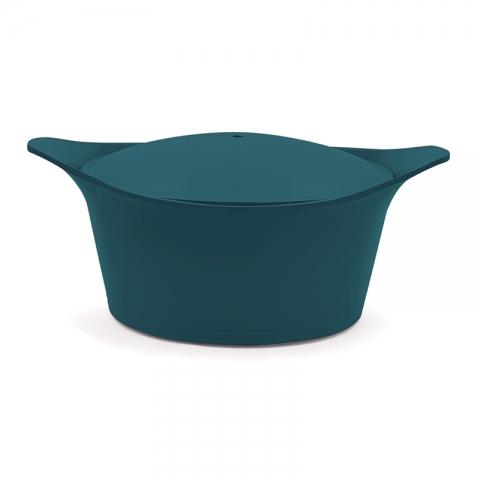 Ma jolie cocotte bleue 28 cm COOKUT MAJ28BC 6-12 pers