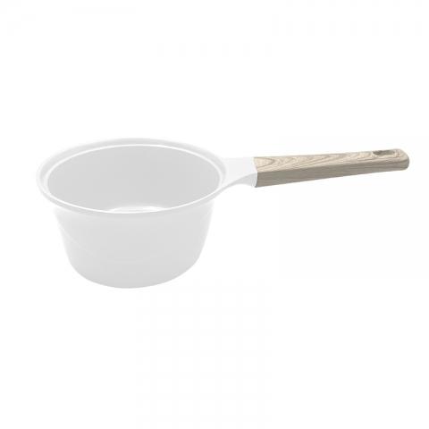 Casserole 20 cm blanche COOKUT MJS20BL