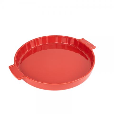 Moule à tarte Appolia 30cm rouge PEUGEOT