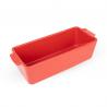 Moule à cake céramique Appolia Rouge 31 CM PEUGEOT