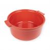 Moule à soufflé céramique Appolia Rouge 22 CM PEUGEOT