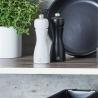 Duo de moulin à poivre et à sel Tahiti Noir & Blanc 15cm PEUGOT-5