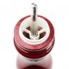Moulin à sel Paris U'Select en bois laqué rouge 22 cm PEUGEOT-1
