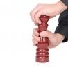 Moulin à sel Paris U'Select en bois laqué rouge 22 cm PEUGEOT-2