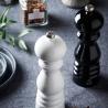 Moulin à sel Paris U'Select en bois  laqué noir 22 cm PEUGEOT-5