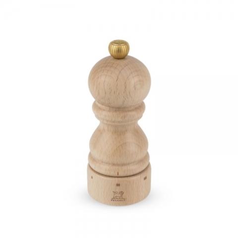 Moulin à sel Paris U'Select en bois naturel 12 cm PEUGEOT
