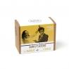Coffret Mr & Mme Moutardes : tomates séchées basilic & curry coco 2 X Pot Hexa 180 g