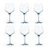 Coffret de 6 verres à pied 40cl Universal Open up CHEF & SOMMELIER