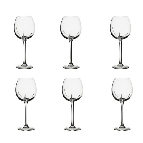 Coffret de 6 verres à vin Sage 33cl Helicium