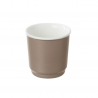 Tasse expresso 9 cl Nature Taupe ACCESS