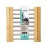 Dessous de plat inox bambou extensible 5FIVE