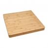 Planche à découper carrée en bambou 37cm ACCESS