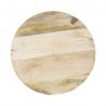 Assiette en bois de manguier 30cm ACCESS