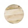 Assiette en bois de manguier 38 cm ACCESS