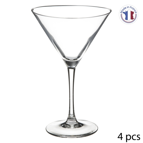 Coffret de 4 verres à cocktail 30cl SECRET DE GOURMET