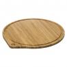 Moule à tarte 27cm avec couvercle en bambou ACCESS