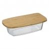 Moule à cake avec couvercle en bambou ACCESS1