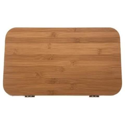 Boîte à pain + planche à découper 151193