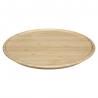 Saladier en verre 1L avec couvercle en bambou 151461