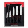 """Coffret 5 couteaux + 1 éplucheur céramique """"Le Couteau Du Chef"""""""