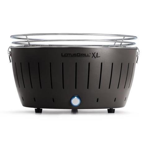 Barbecue LotusGrill XL Gris Anthracite 43cm