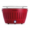 Barbecue LotusGrill Rouge Carmin 37cm