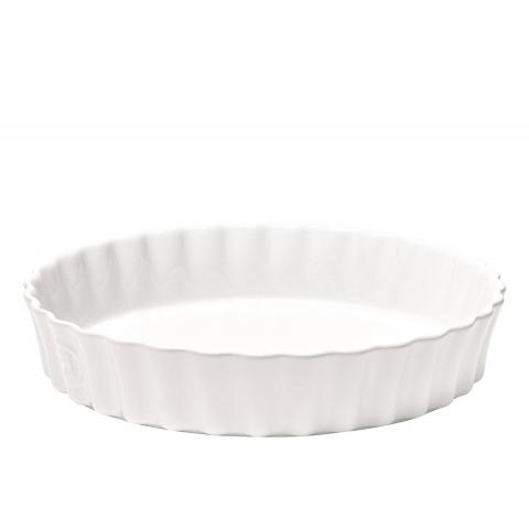 Tourtière porcelaine ASA 28cm
