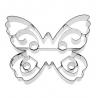 Emporte-Pièce Grand Papillon Fantaisie 10.5 cm - BIRKMANN
