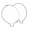 Emporte-pièce Ballons 6cm Birkmann