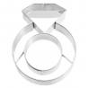 Emporte-Pièce Bague Diamant 7cm - BIRKMANN
