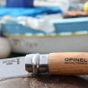 Couteau Opinel Fermant Traditionnel N°7 Inox