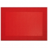 Set de Table ASA SELECTION Brodé Rouge - 78075076