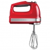Batteur kitchenaid rouge empire