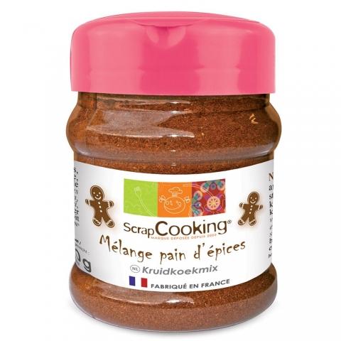 Pot mélange pain d'épices 70g ScrapCooking