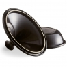 Tajine Céramique flame 26cm noir fusain EMILE HENRY