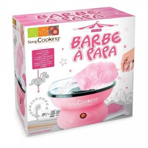 Pack Barbe à Papa ScrapCooking