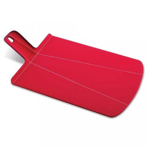 Planche à découper rouge CHOP2POT SMALL JOSEPH JOSEPH