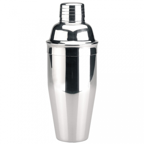 Shaker inox 0.7 l Ibili
