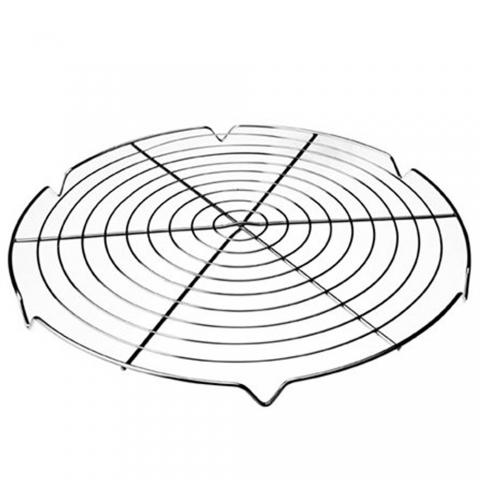 Grille à gateaux ronde  30 cm Ibili